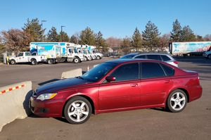 2009 Subaru legacy for Sale in Westminster, CO