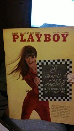 $150**RARE Playboy ORIGINAL**MAY 1967 PLAYBOY! for Sale in Detroit, MI