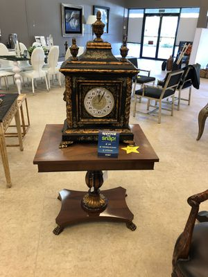 Antique reproduction clock! Working , new condition! for Sale in Davie, FL