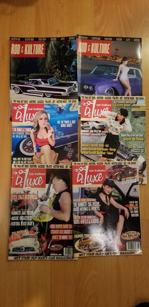 Hot rod magazines for Sale in West Covina, CA