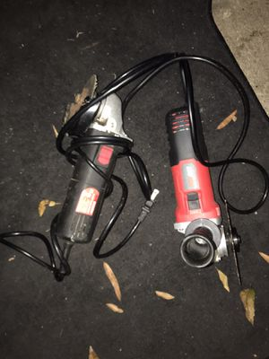 2 grinders for Sale in Houston, TX