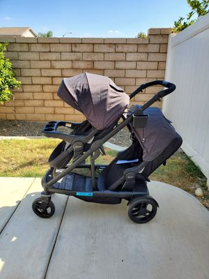 Graco uno2duo Double stroller for Sale in Perris, CA