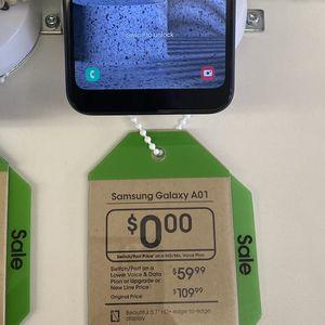 Samsung Galaxy A01 16GB for Sale in Manteca, CA