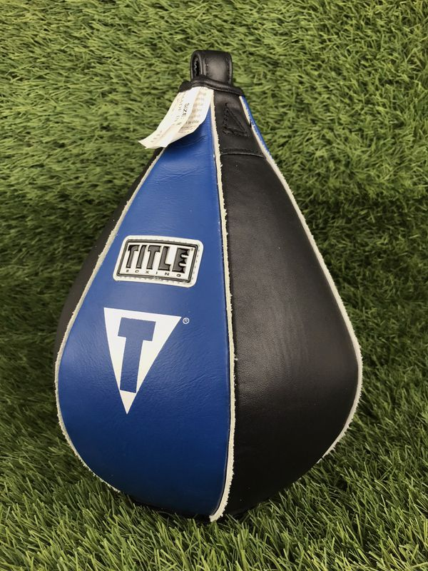 "Title Boxing Quik-Tek Super Speed Bag | Medium (7"" x 10"")"
