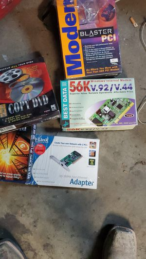 Old Hardware and software for Sale in Fresno, CA