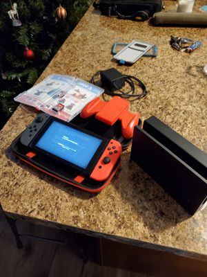 Nintendo switch for Sale in Loveland, CO
