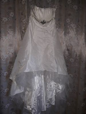 Strapless Wedding Dress for Sale in Tolleson, AZ