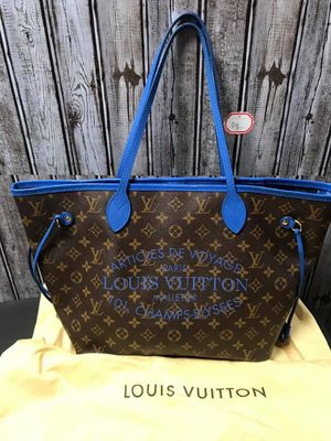 Limited Edition Louis Vuitton Neverfull-100% Authentic! for Sale in Bloomfield Hills, MI