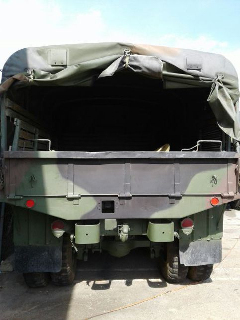 1984 M35A2 2 5 Ton 6x6 Cargo truck w/troop seats for Sale in Rancho  Cucamonga, CA - OfferUp