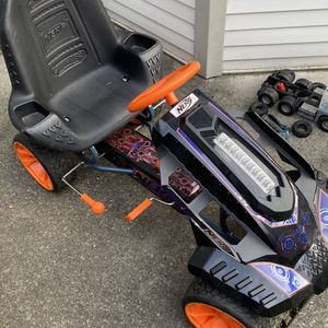 Nerf Pedal Go Kart for Sale in Kent, WA