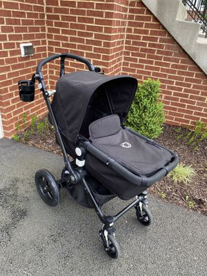 Bugaboo Cameleon 3 All Black Special Edition plus many accessories! for Sale in Fairfax, VA