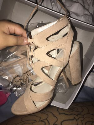 Brand new heels size 7 women for Sale in New York, NY
