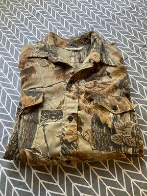 Size XL long sleeve Redhead Realtree Camo Shirt for Sale in Dacula, GA
