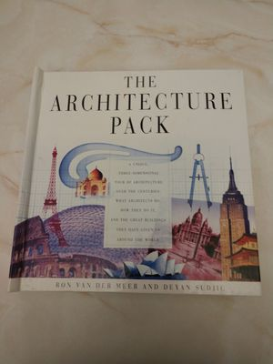 Architecture pack 3D pop up historical book for Sale in North Port, FL