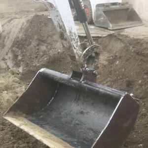 Mini Excavator Grading Bucket for Sale in Hacienda Heights, CA