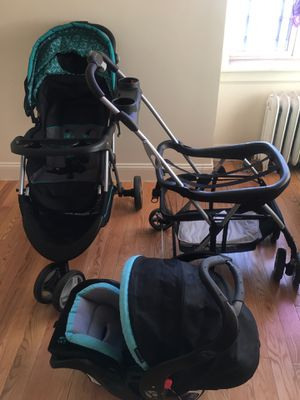 Baby Trend Stroller Set $180 for Sale in The Bronx, NY