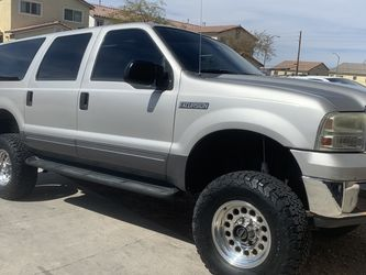 2005 Ford Excursion for Sale in Las Vegas,  NV