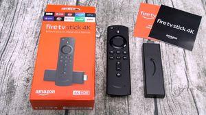 Amazon FireStick 4k (Loaded) for Sale in Coronado, CA