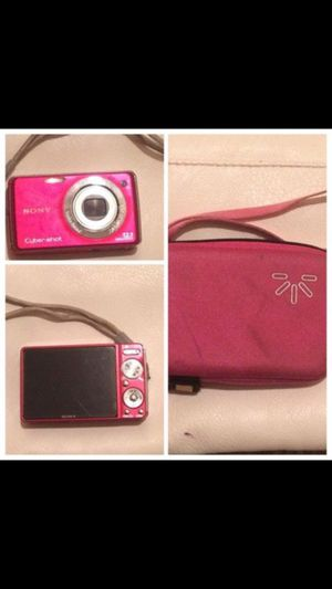 Sony Cybershot Camera for Sale in Oakton, VA