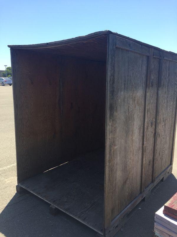 Storage shed/animal house