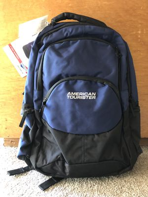 Laptop backpack American tourister for Sale in Kent, WA