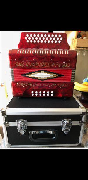 Accordion nuevo tono SOL for Sale in Los Angeles, CA