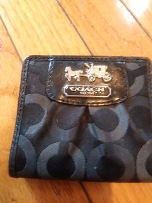 Coach wallet for Sale in Canton, IL