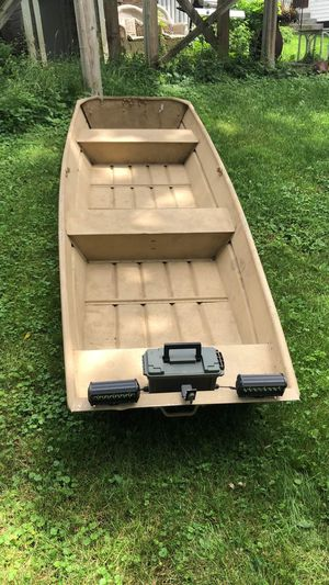 12ft john boat for Sale in St. Charles, IL