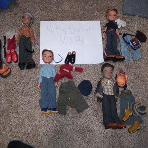 Bratz Dolls Part 2-read Below for Sale in Syracuse, NY