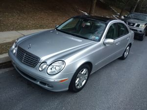 2003 Mercedes-Benz E500 for Sale in undefined