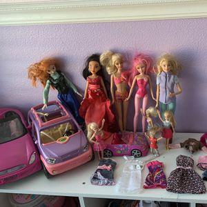 Barbie Lot for Sale in Nuevo, CA