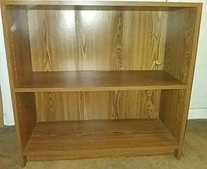 Bookcase with one shelf-Price reduced! for Sale in South Norfolk, VA