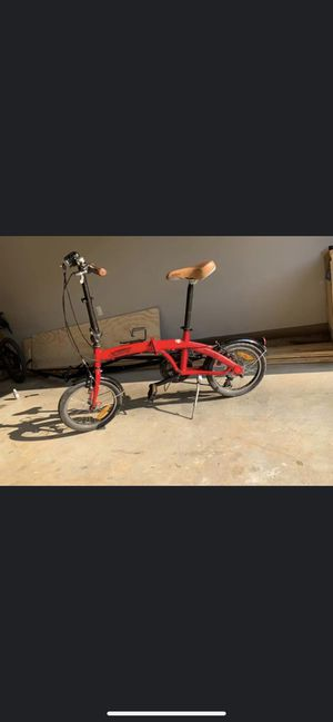 Folding bike for Sale in Lafayette Springs, MS