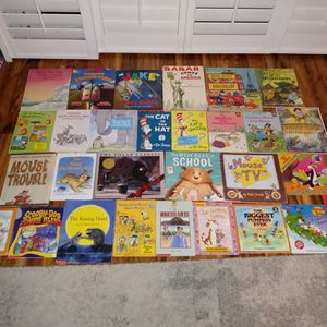 (30) Children's Picture Story Books (Ages 2 to 6) Great Selection & Condition!-$30(san jose south) for Sale in San Jose, CA