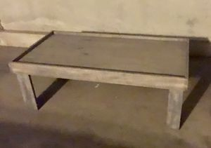 All wood coffee table for Sale in San Diego, CA