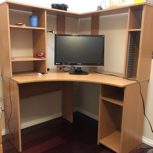 Corner Office Table for Sale in Ontario, CA