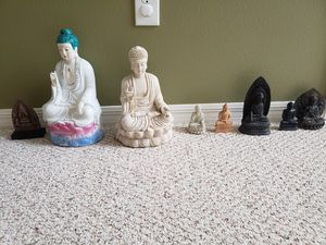 Buddha statue collection for Sale in Tampa, FL