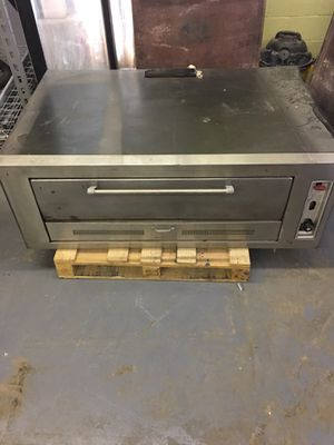 Deck oven for Sale in Silver Spring, MD