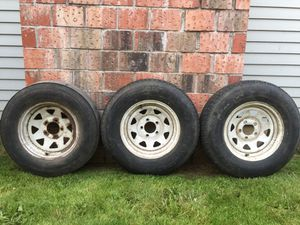 TIRES FOR TRAILER for Sale in Beaverton, OR