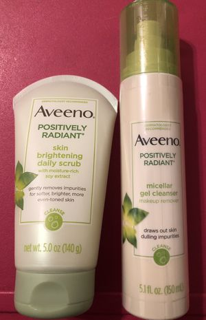 Aveeno Positivity Radiant for Sale in Fresno, CA