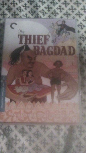 Hard to find DVD movie The Thief of Bagdad (1940) for Sale in Glen Burnie, MD