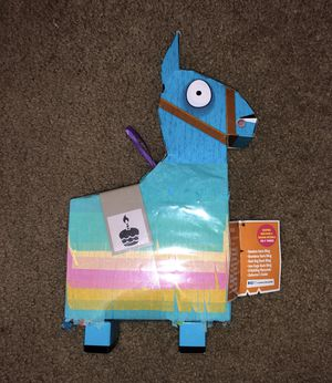 Fortnite Llama Loot Piñata, Dark Voyager for Sale in Tucson, AZ