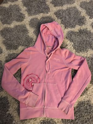 Victoria's Secret zip up hoodie Size Small for Sale in Bend, OR