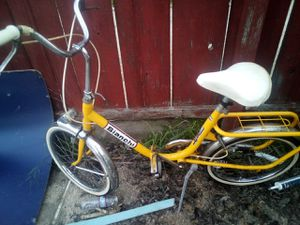 Bianchi fold up bike or best offer for Sale in Fresno, CA