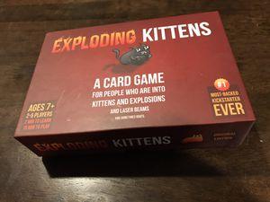 Exploding Kittens for Sale in Kansas City, MO
