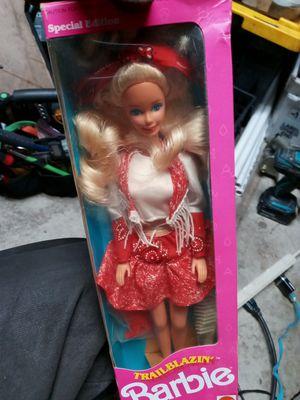 Vintage trailblazin barbie doll NIB for Sale in Arvada, CO