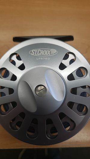 St. Croix Fly Fishing Reel LFR78G for Sale in Danbury, CT