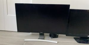 "Samsung 27"" curved monitor for Sale in Boca Raton, FL"