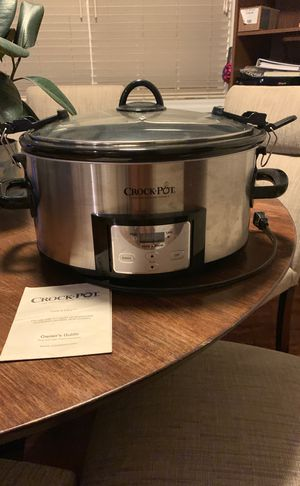 Crockpot Used Once for Sale in San Jose, CA