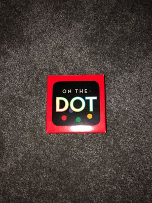 On the Dot Game/Puzzle for Sale in Shenandoah Junction, WV